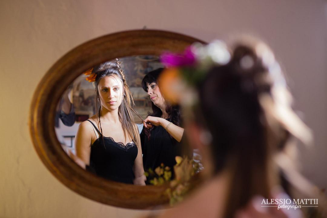 Preparativi sposa country in Toscana - Alessio Mattii Fotografo matrimonio toscana