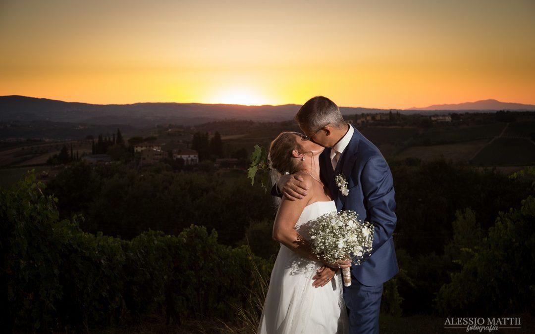 Siena – Scatti al matrimonio di Hans e Mandy