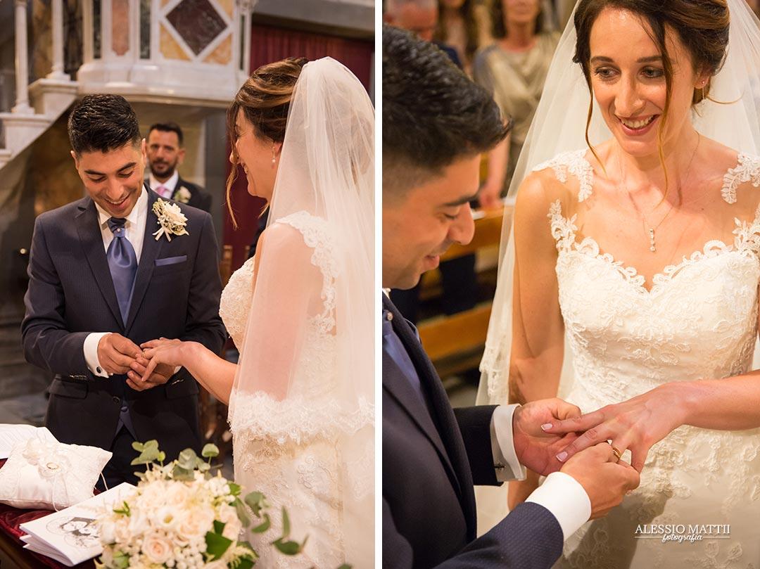 Cerimonia in Chiesa del Sacro Cuore a Livorno - fotografo matrimonio livorno