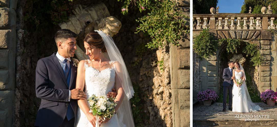 Emozioni con la sorella al matrimonio - fotografo matrimonio Firenze
