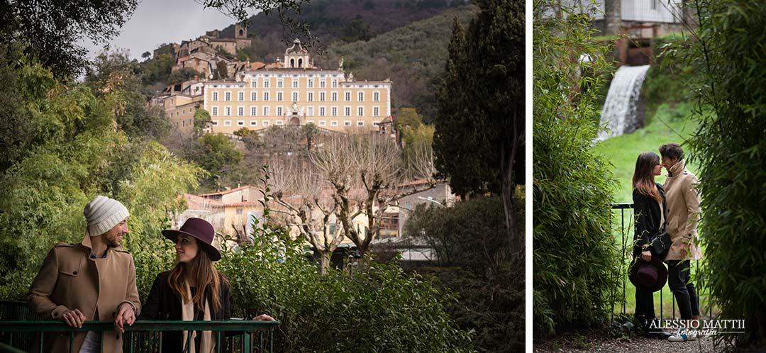 servizio prematrimoniale Lucca - fotografo di coppia Lucca