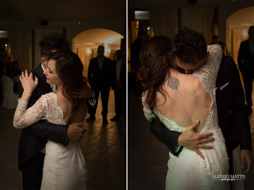 Balli degli sposi - fotografo matrimonio Firenze
