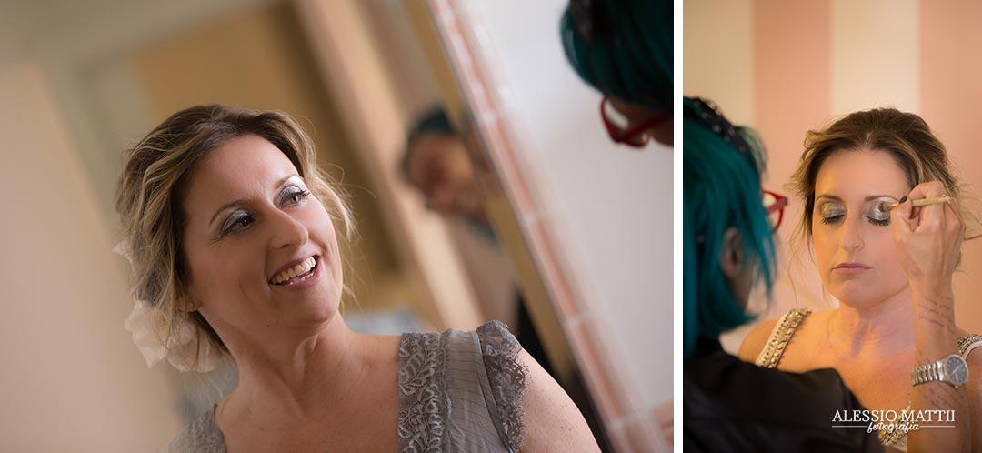 Sposi tesi prima della cerimonia - fotografo matrimonio livorno